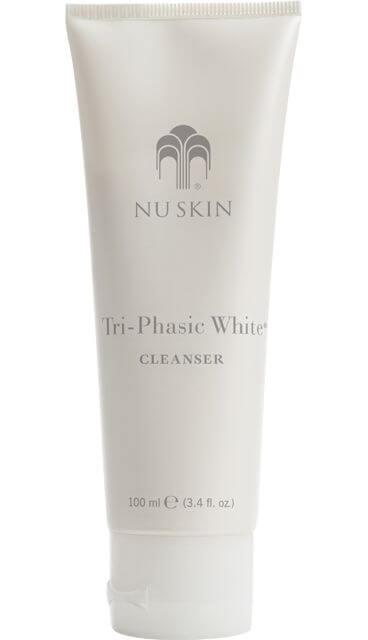 TRI PHASIC WHITE CLEANSER NU SKIN